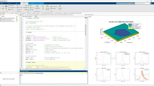 New Features and Capabilities in MATLAB and Simulink