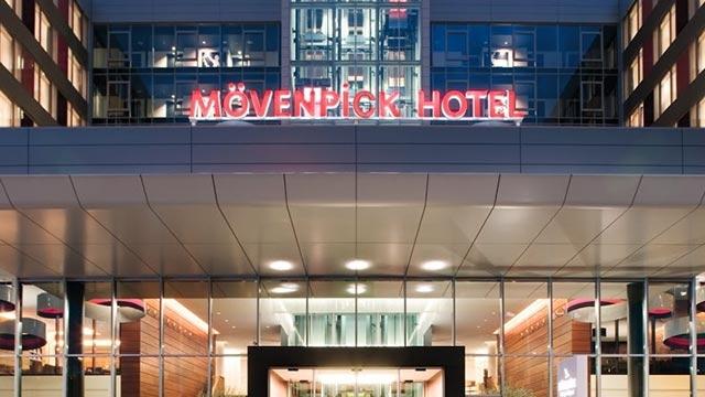 Mövenpick Hotel Stuttgart Airport & Messe