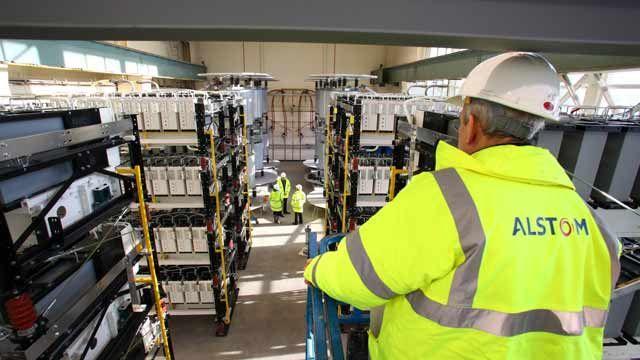 Alstom Grid entwickelt Übertragungssteuerungssystem für Hochspannungsgleichstrom mit Model-Based Design