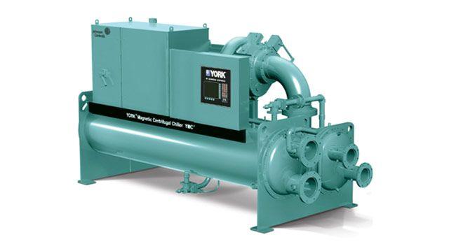 Johnson Controls beschleunigt die Entwicklung industrieller Steuerungen für magnetgelagerte Zentrifugal-Flüssigkeitskühler