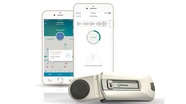 Respiri Develops Mobile App for Wheeze Detection and Asthma Management