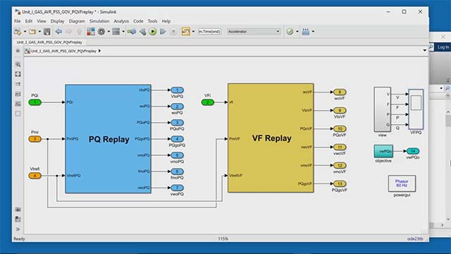 Gain deeper insight into response discrepancies through both VF replay and PQ replay. Apply engineering judgement to adjust parameter settings.