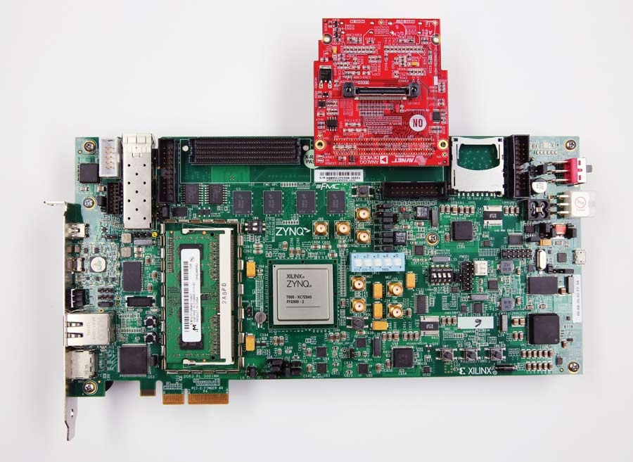 Xilinx Zynq®-7000 All-Programmable SoC