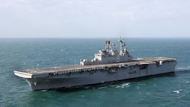 GasTOPS Develops and Tests Propulsion Control Algorithms for the USS Makin Island