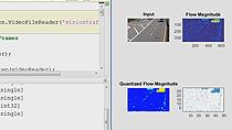 Nutzen Sie die OpenCV-Schnittstelle, um Code auf Grundlage von OpenCV in MATLAB einzubinden.