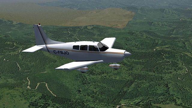 Mit dem Aerospace Blockset können Sie die Fahrzeugdynamik von Luftfahrzeugen modellieren, simulieren und analysieren.