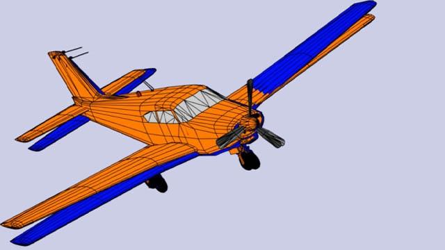 Mit der Aerospace Toolbox können Sie die Bewegung von Luftfahrzeugen anhand von Referenzstandards und Modellen analysieren und visualisieren.