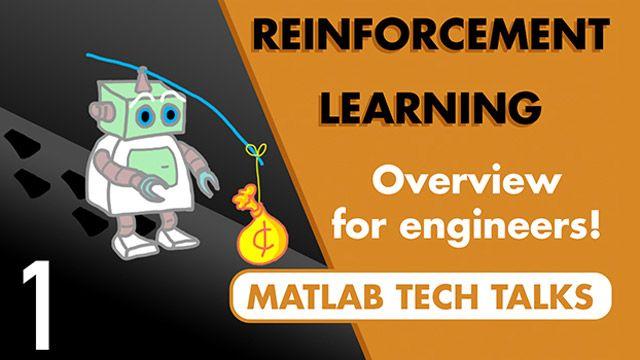 Reinforcement Learning mit MATLAB und Simulink