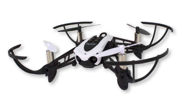 The Parrot Mambo drone can be controlled from MATLAB.