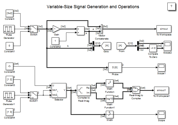 modelling of a reactor using simulink Simulink/using simulink/block reference/simulink block libraries, which lists each block by name clicking on a name brings up a detailed description,.
