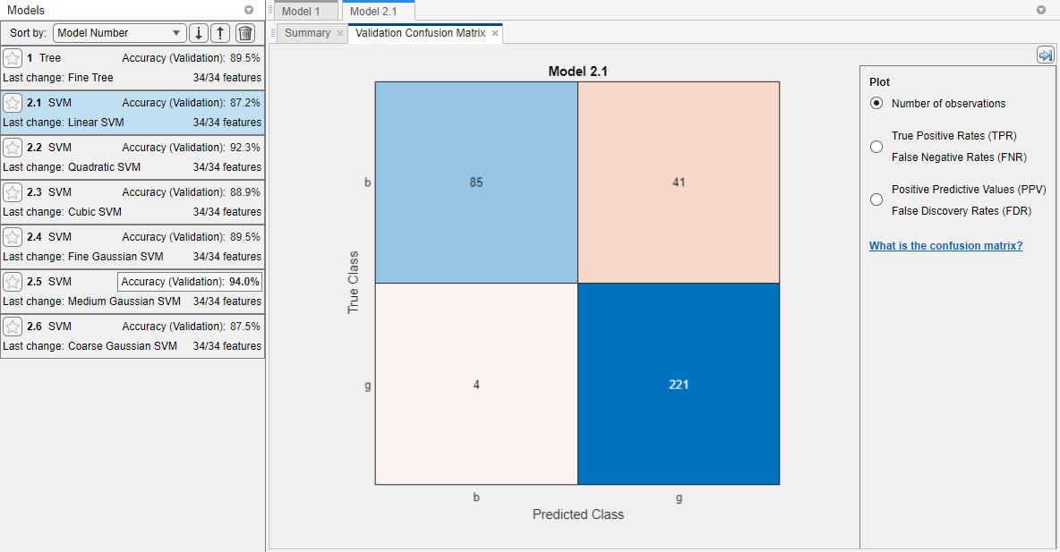 Svm classifier matlab | Choose Classifier Options  2019-06-13