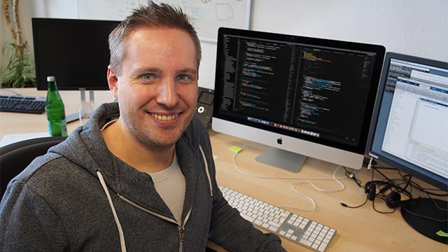 Peter, Software Engineer, Paderborn