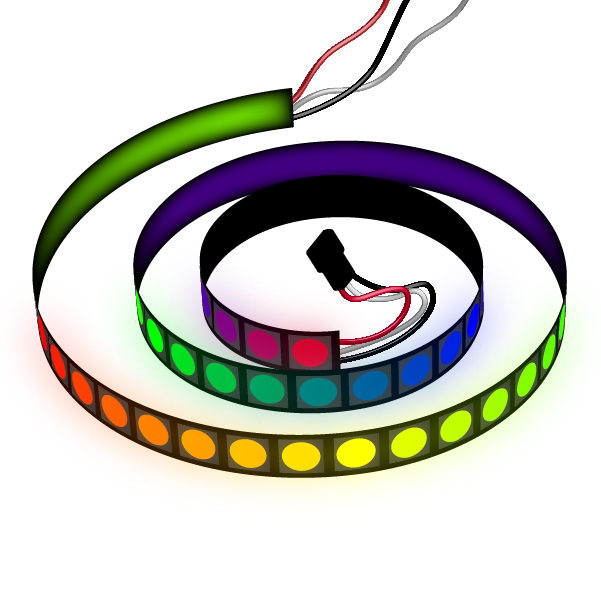 Neopixel Add On Library For Arduino File Exchange
