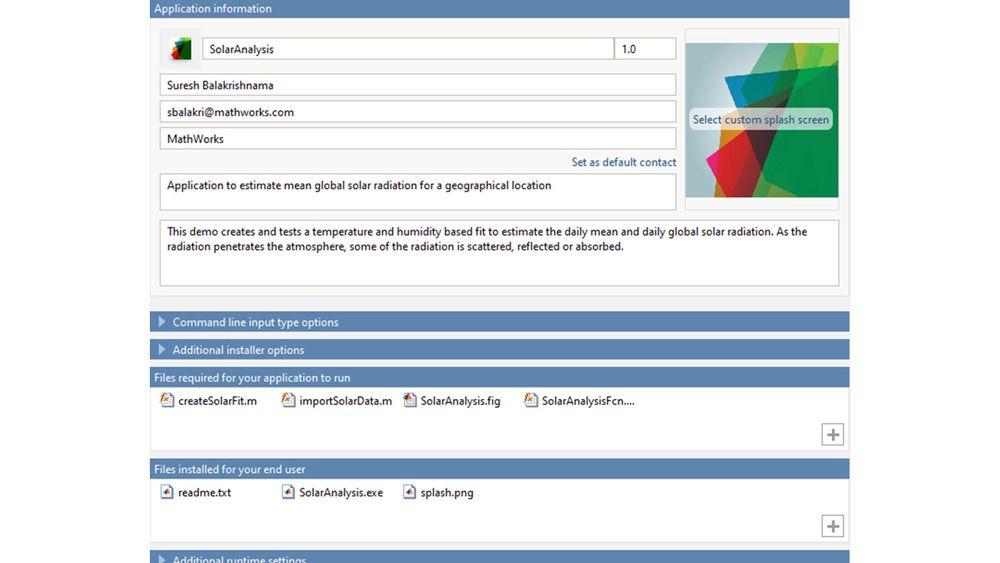 Individuelles Gestalten des Installationsprogramms gemäß Ihren Anforderungen.