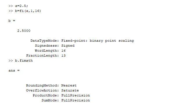 Ein Festkomma-Datentyp und seine Eigenschaften.