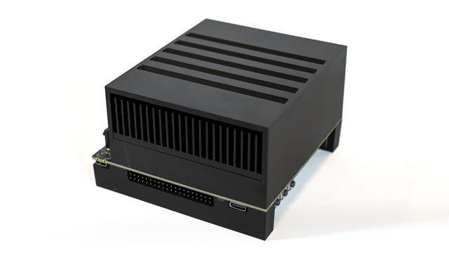 Prototypenerstellung auf der NVIDIA Jetson-Plattform.
