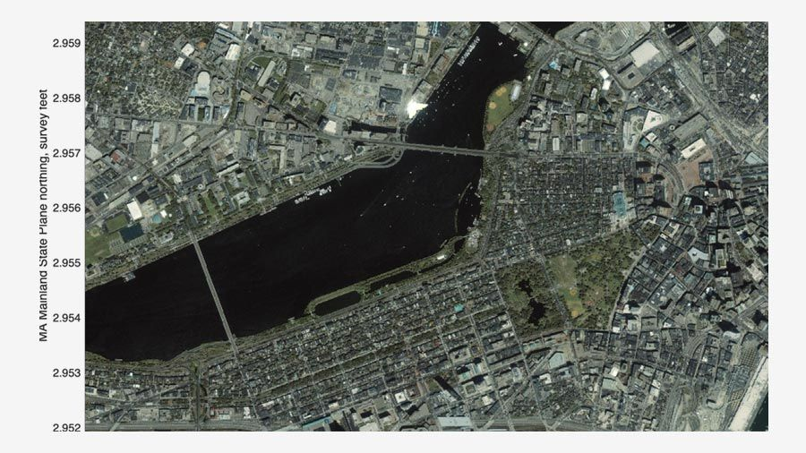 Importieren und Exportieren von Geo-Daten