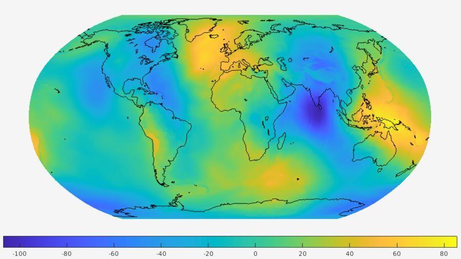 Verarbeitung von Geo-Daten