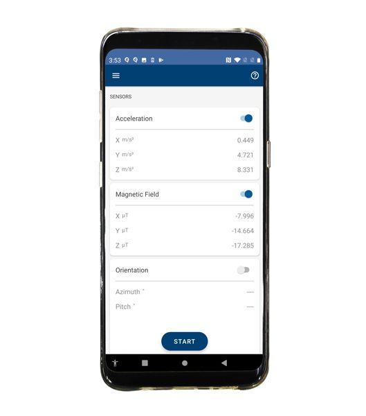 MATLAB Mobile-Sensoren