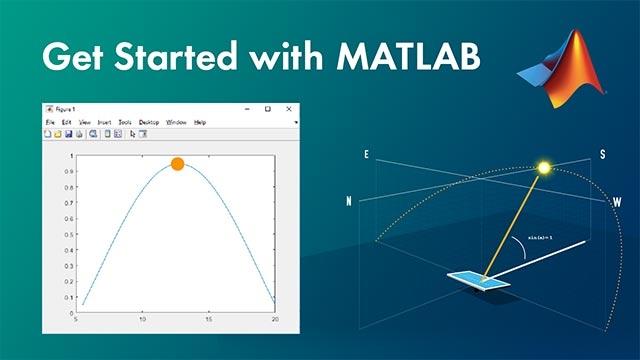 Starten Sie mit MATLAB, indem Sie sich ein Beispiel ansehen. Im Video sehen Sie die Grundlagen und gewinnen einen Eindruck davon, wie das Arbeiten in MATLAB funktioniert.