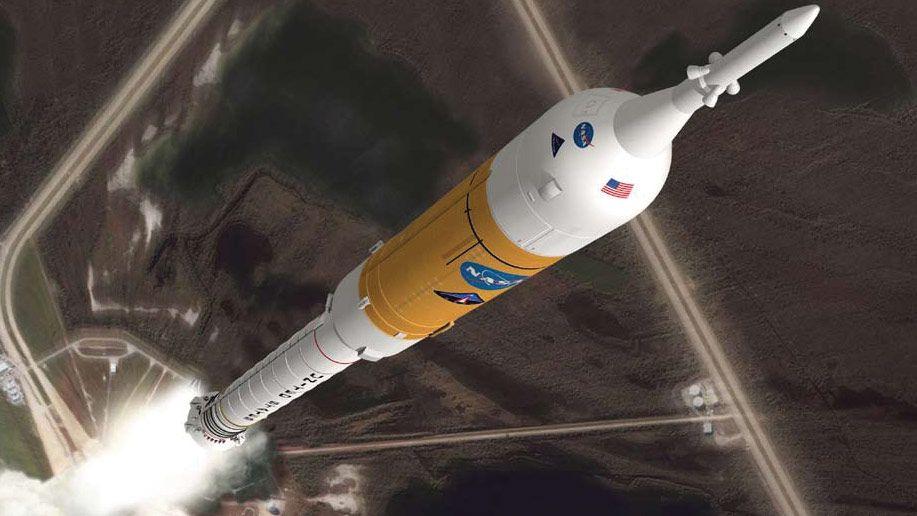 TriVector verifiziert Latenzen für Ares I Rakete.