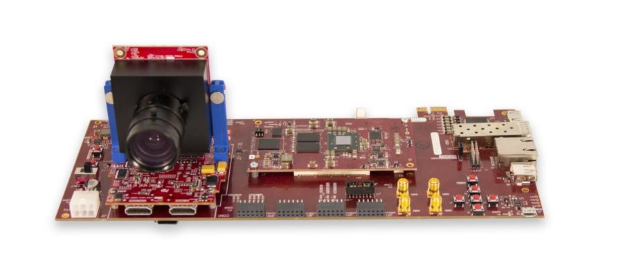 Erstellung von Prototypen Ihres Designs auf FPGA-Hardware mit realen Videoeingaben.