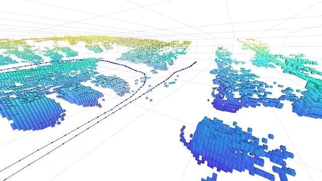 Führen Sie simultane 3D-Lokalisierung und Kartierung (SLAM) mit Lidar-Punktwolken unter Verwendung der Navigations-Werkzeugkiste durch