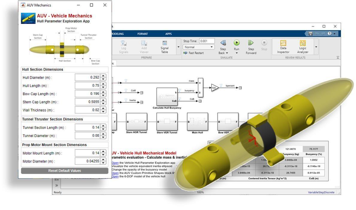 Modellierung und Visualisierung komplexer 3D-Dynamik und elektromechanischer Verhaltensweisen