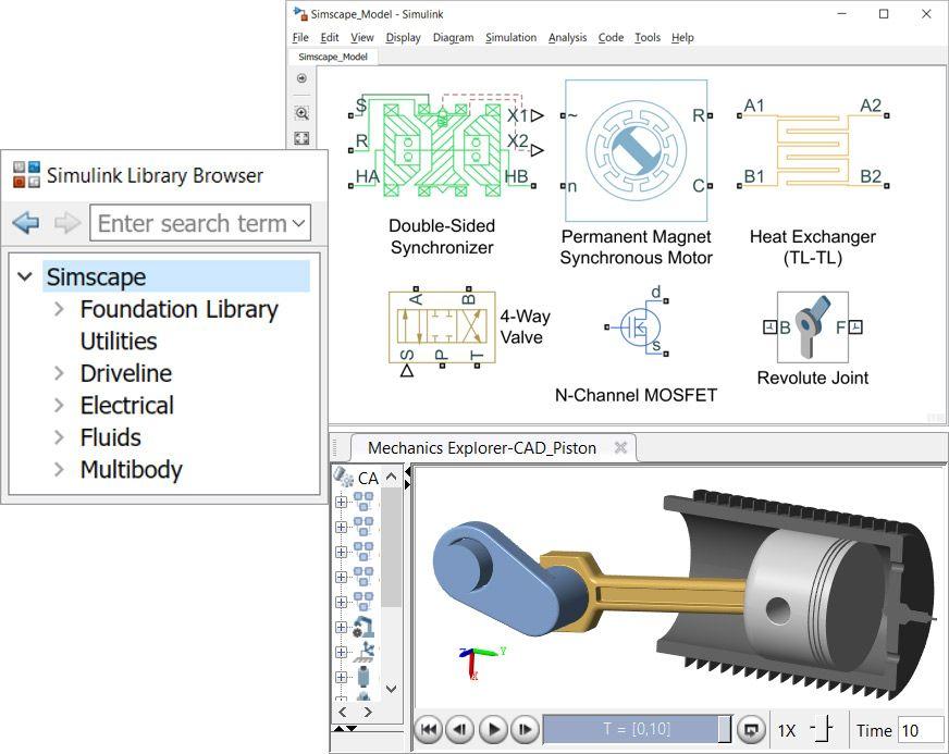 Modellieren und Simulieren der Anlagendynamik
