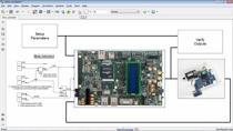 Lernen Sie die Verwendung von MATLAB und Simulink zur Modellierung, zur Simulation und zum Prototyping von Steuersystemen auf Cyclone V SoC-Geräten kennen.