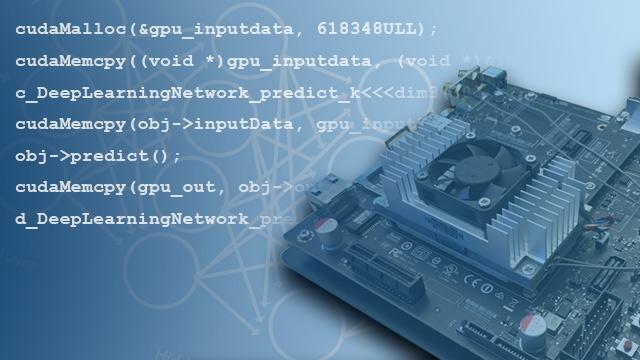Schreiben Sie CUDA-Code aus MATLAB-Code für NVIDIA-GPUs.