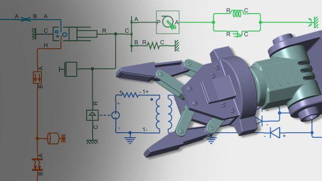 Modellierung physikalischer Systeme mit Simscape