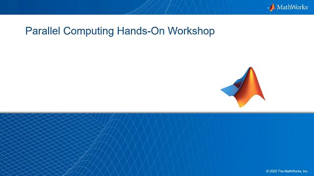 Erfahren Sie, wie Parallel Computing mit MATLAB und Simulink Ihnen das Lösen rechen- und datenintensiver Probleme in Mehrkernprozessoren, Grafikprozessoren und Computerclustern ermöglicht. Sammeln Sie mit den zugehörigen Übungen und Beispielen praxisnahe Erfahrung.
