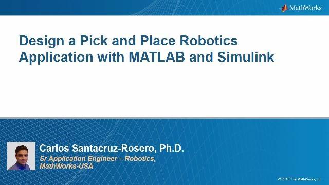 Anleitung zum Lösen eines Pick-and-Place-Problems mithilfe eines Roboter-Manipulators in MATLAB und Simulink