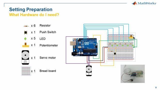 Arduino와 Simulink를 활용한 시스템 구현