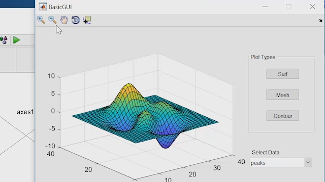 Learn how to create a graphical user interface using GUIDE, the graphical user interface development environment of MATLAB.Learn how to create a graphical user interface using GUIDE, the graphical user interface development environment of MATLAB.