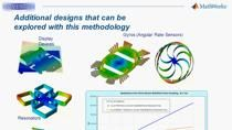 In this webinar, engineers from the MathWorks and Coventor present a streamlined workflow for designing and optimizing MEMS devices using MEMS+, MATLAB and Simulink. Previously, in order to reap the benefits of Model-Based Design for MEMS, engineers