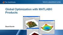 Engineers, scientists, and financial analysts use optimization to find better solutions to their problems. This webinar will present MathWorks global optimization solutions for finding the best solution, or multiple good solutions, to problems that c