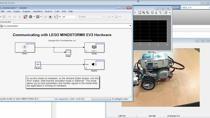 본 웨비나에서는 시뮬링크를 이용한 쉽고 간단한 LEGO ® MINDSTORMS ® EV3 로봇의 프로그래밍을 소개합니다. 먼저 LEGO MINDSTORMS EV3 하드웨어를 위한 Simulink ® Support Package의 다운로드와 설정 방법을 알아보고, 간단한 예제를 통해 시뮬링크 블럭들을 사용하여 로봇을 만드는 방법을 소개합니다.