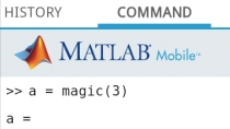 Connect to MATLAB from your Android smartphone or tablet.