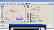 During this webinar, we will discuss how Stateflow and SimEvents can be used to extend Simulink to design control logic and event-driven systems. In Stateflow, control logic is represented by a state chart. We will introduce fundamental concepts by c