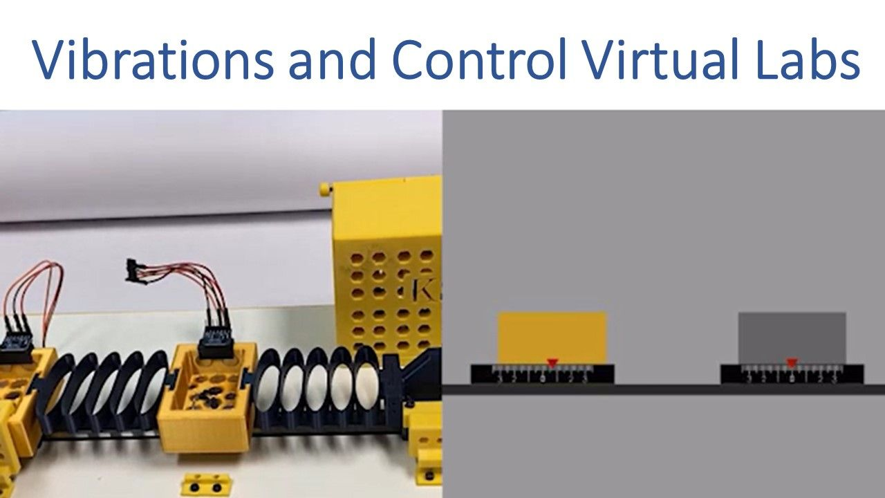 See Dr. Ayse Tekes from Kennesaw State University demonstrate the virtual labs developed with Simulink and Simscape to let students simulate and visualize modeling and control of dynamical systems for mechanical vibrations.