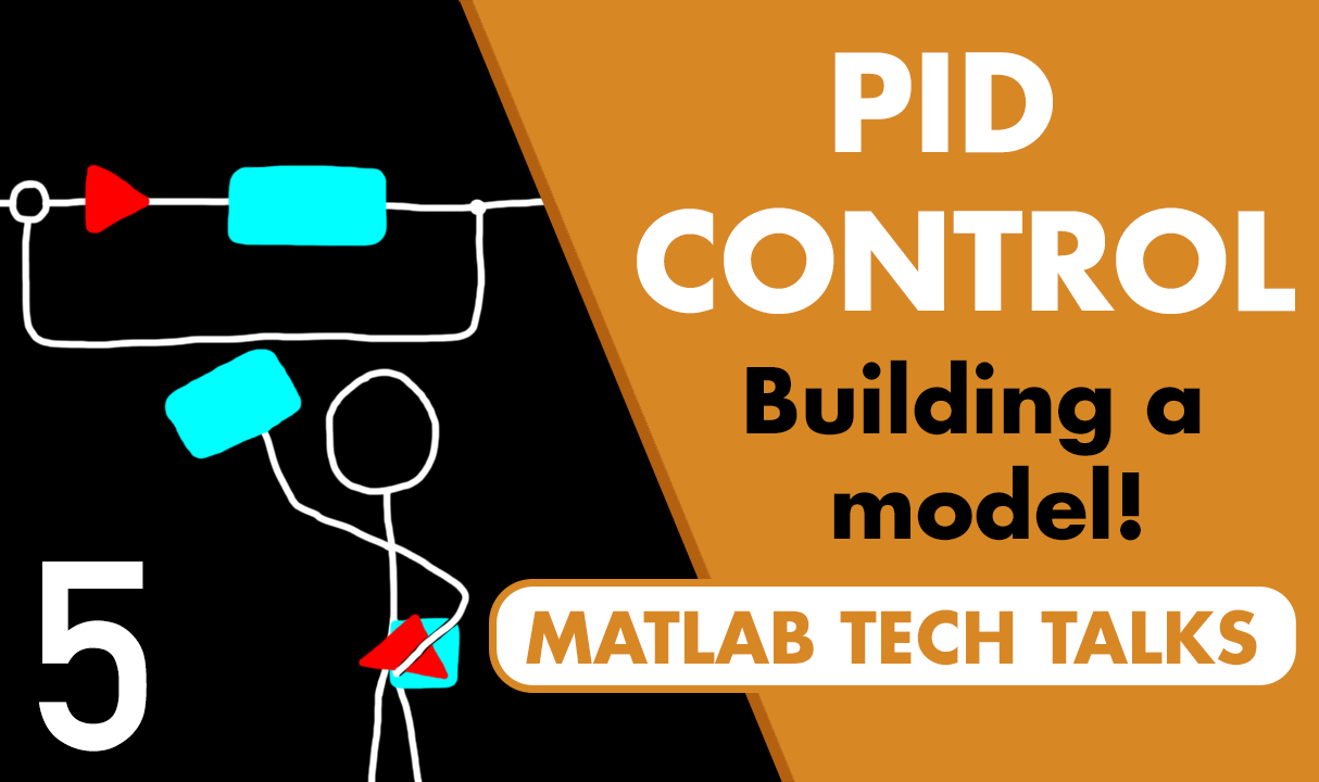 There are many PID tuning methods available if you have a mathematical model of the system. This video presents three different ways to model your system so that you can take advantage of each of these methods when tuning your controller.