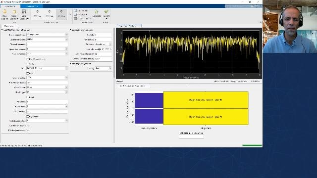 In this webinar, you will learn about new hardware support capabilities in MATLAB and Simulink that enable you to connect your algorithms to a range of SDR devices and RF instruments and use live radio signals to verify your designs with waveform gen